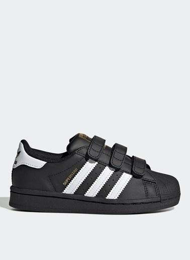 adidas Adidas Ef4840 Superstar C Erkek Çocuk Yürüyüş Ayakkabısı Siyah